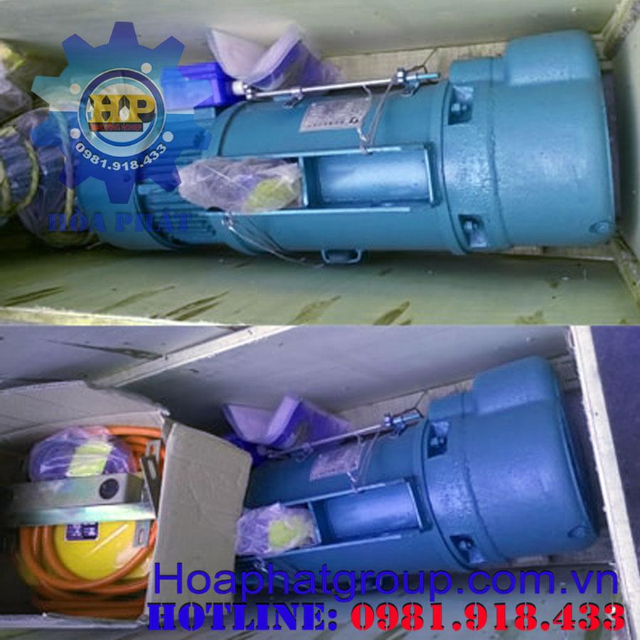 Pa lăng cáp điện 2 tấn 18m