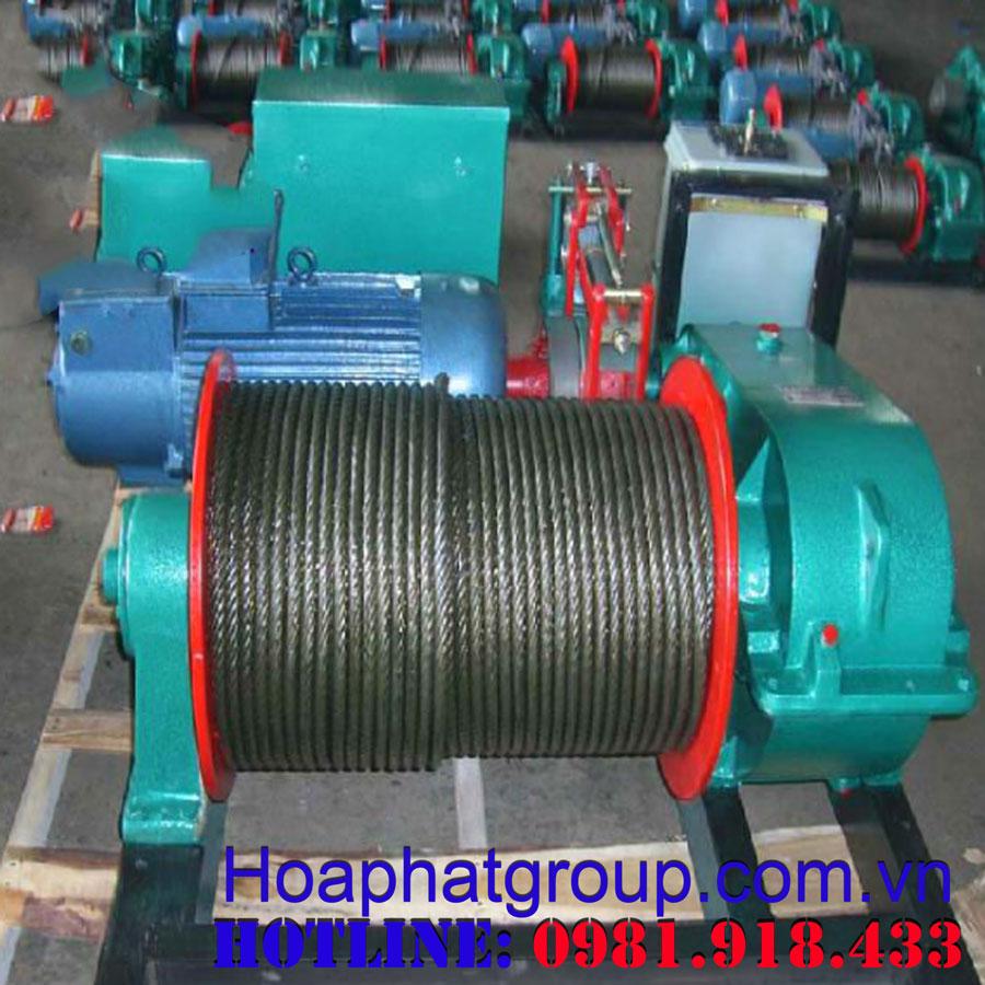 Pa lăng cáp điện 1 tấn 18 m /Thượng Hải