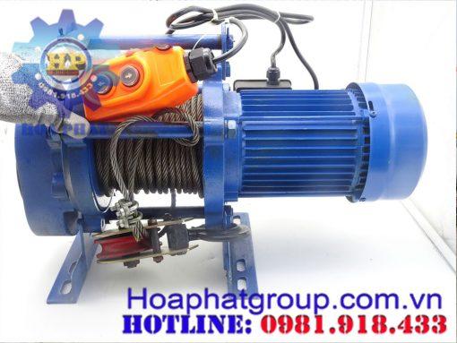 Tời Điện Đa Năng KCD 400/800 kg – 40/80mét – 40/80mét