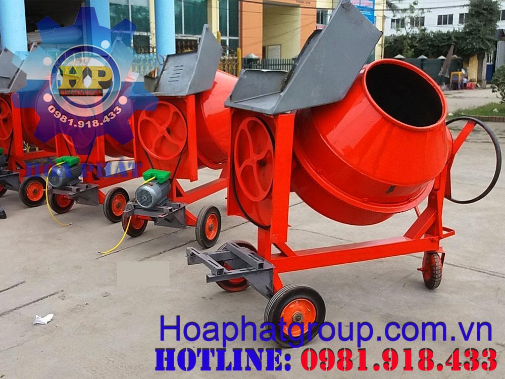Máy trộn vữa bê tông Hòa Phát Group